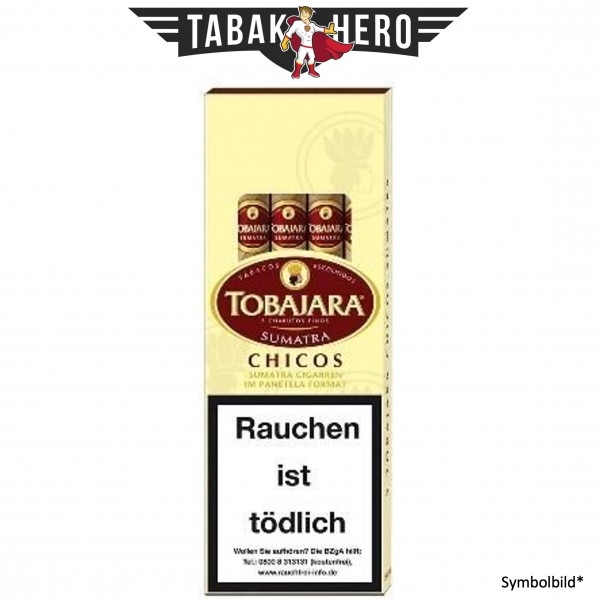 Tobajara Chicos sum (10x5 Zigarillos)