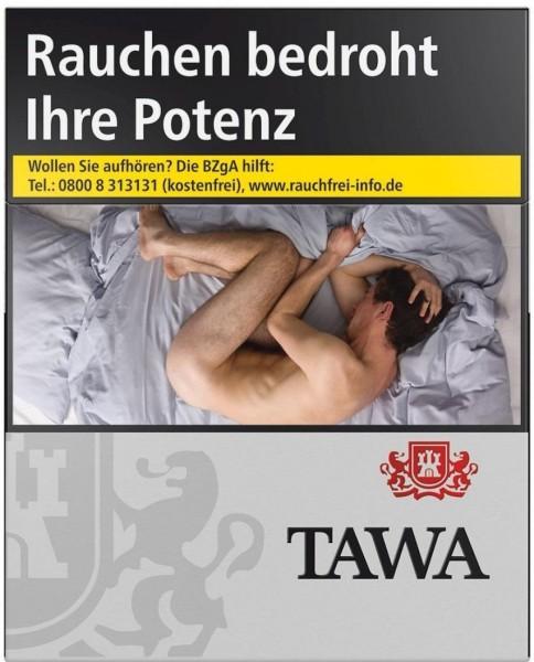 Tawa Silver XL Zigaretten (24 Stück)