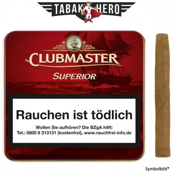 Clubmaster 229 Superior Red Vanilla (20 Zigarillos)
