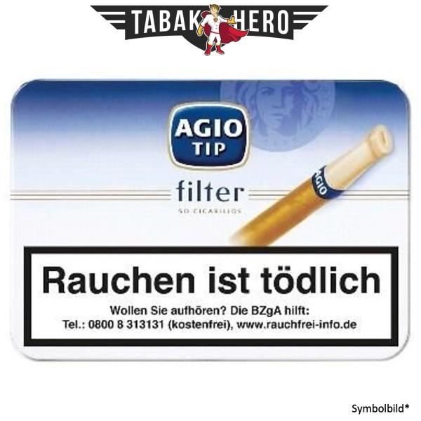 Agio Filter Tip (50 Filter)