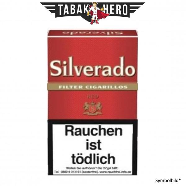 Silverado Red 84mm (17 Zigarillos)
