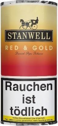 Stanwell Red & Gold (Fruit & Vanilla) Tabak 40g Pouch (Pfeifentabak)