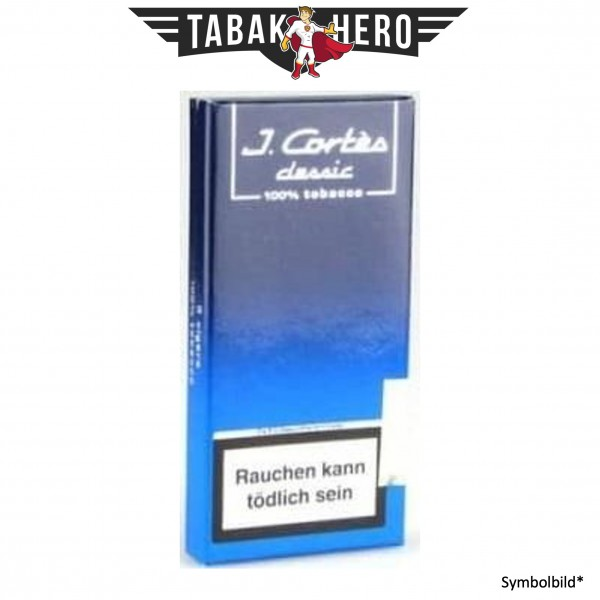 J. Cortès Blue Line Classic (5 Zigarillos)