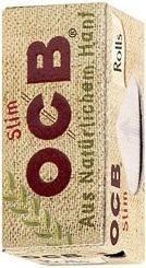 24 x OCB Organic Hemp Rolls Drehpapier/ Blättchen/ Zigarettenpapier
