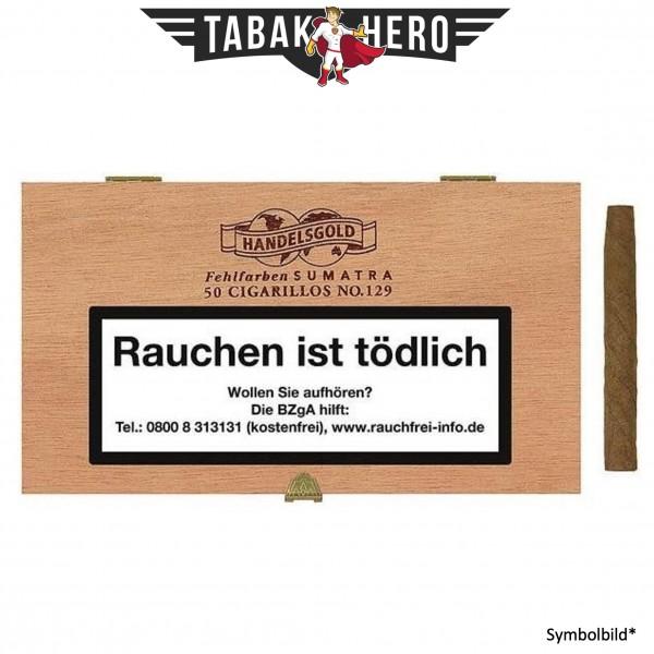 Handelsgold FF No.129/50 Sumatra (50 Zigarillos)