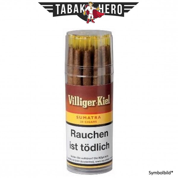Villiger Kiel Sumatra 304 (5x20 Zigarillos)