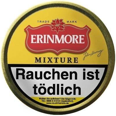 Erinmore Mixture Tabak 50g Dose (Pfeifentabak)