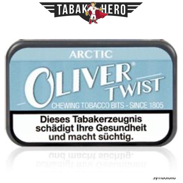 Oliver Twist Arctic Tobacco Bits Kautabakpastille / Sticks