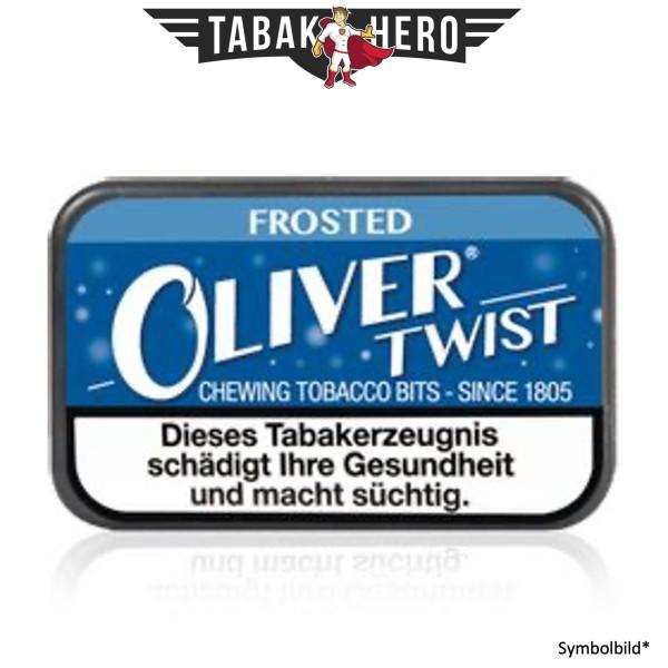 Oliver Twist Frosted Tobacco Bits Kautabakpastille / Sticks