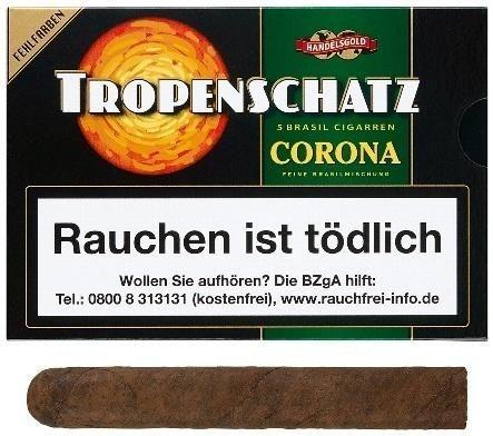 Tropenschatz 824 FF Brasil (5 Zigarren)