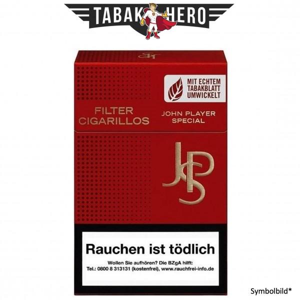 JPS Red Sticks (17 Zigarillos)