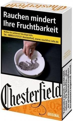 Chesterfield Red Zigaretten (26 Stück)
