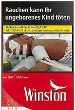 Winston Red Zigaretten (20 Stück)