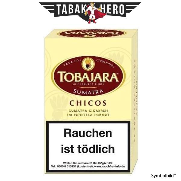 Tobajara Chicos Sumatra (50 Zigarillos)