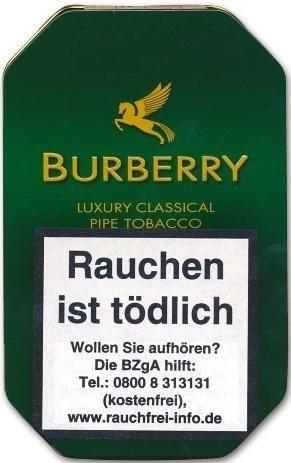 Burberry Tabak 100g Dose (Pfeifentabak)