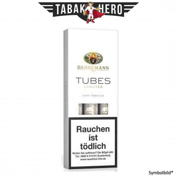 Dannemann Tubes Sumatra (3 Zigarren)