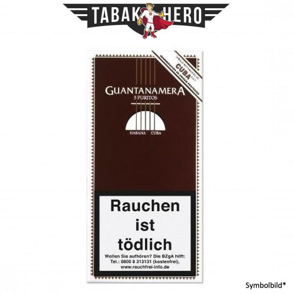 Guantanamera Puritos (10x5 Zigarren)