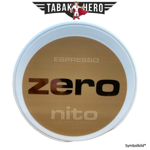 Zeronito Espresso Large Kautabak Pouches 16g