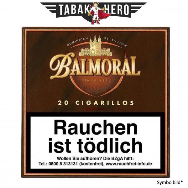 Balmoral Dominican Selection (10x20 Zigarillos)