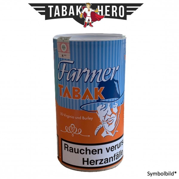 Farmer Tabak 170g (Stopftabak / Volumentabak / Pfeifentabak)