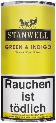 Stanwell Green & Indigo (Kir & Apple) Tabak 40g Pouch (Pfeifentabak)