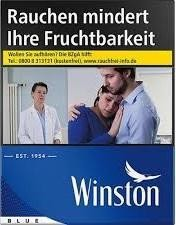 Winston Blue Zigaretten (27 Stück)