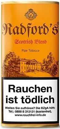 Radford`s Scottish Blend Tabak 50g Pouch (Pfeifentabak)