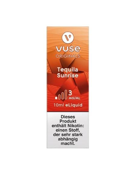 4 x Vuse (Vype) eLiquid Bottle Tequila Sunrise 3mg