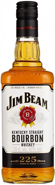 Jim Beam Whisky 0,7 Liter Flasche