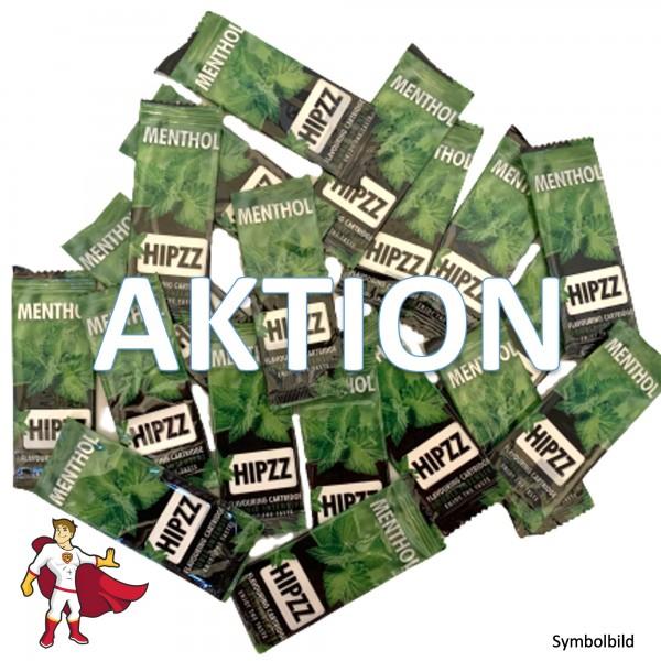 AKTION: HIPZZ Aromakarten Menthol - Aroma Karten (wie Rizla)