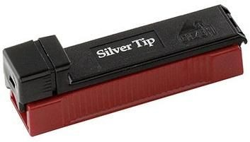 Gizeh Silver Tip Boy Zigarettenstopfmaschine, Stopfer, Stopfmaschine