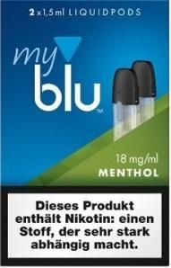 myblu Pod Mint (18mg)