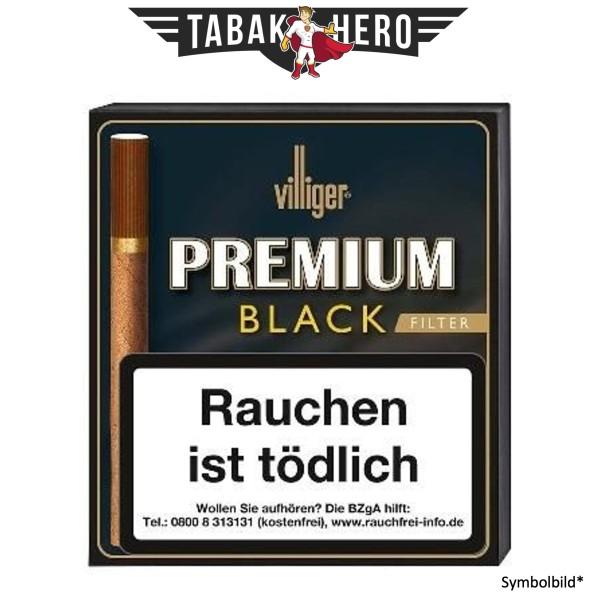 Villiger Premium Black (Sweets) Filter (5x20 Zigarillos)