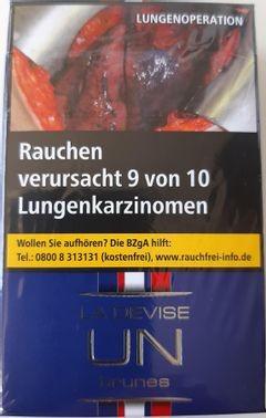 Tricolore Liberte blau Zigaretten (20 Stück)