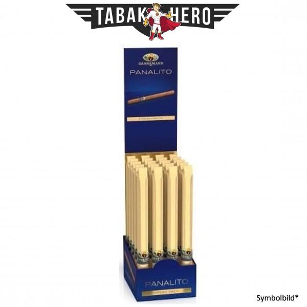Dannemann Panalito Tubes 20er (20 Zigarren)