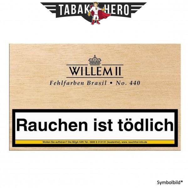 Willem II FF 440 Brasil (50 Zigarillos)