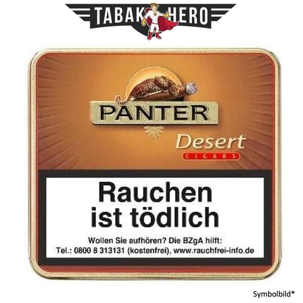 Panter Desert 20 (20 Zigarillos)