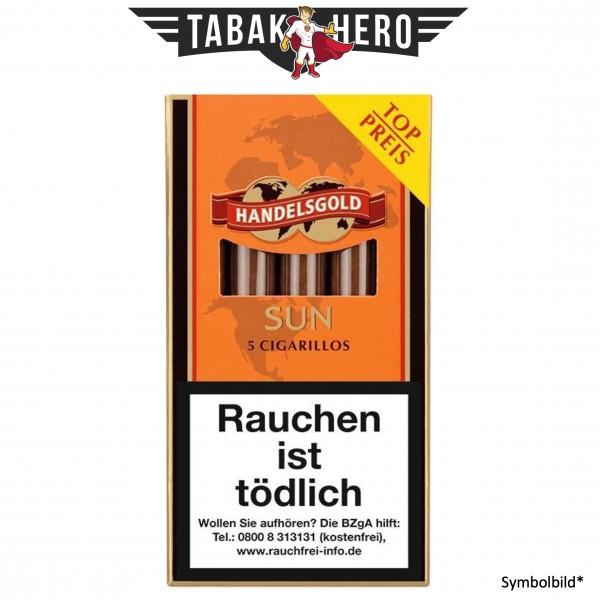 Handelsgold 209 Sun (Peach) (10x5 Zigarillos)