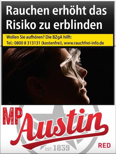 Austin Red Zigaretten (25 Stück)