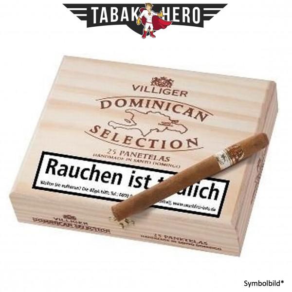 Villiger Dominican Selection Panatela (25 Zigarren)