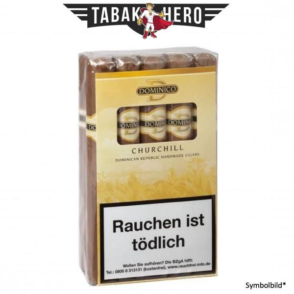 Villiger Dominico Churchill (10 Zigarren)