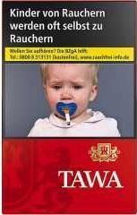 Tawa Red Zigaretten (20 Stück)