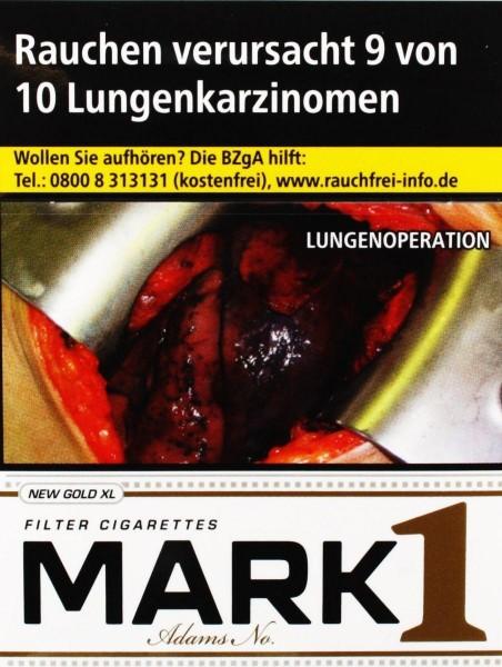 Mark One Gold Big Zigaretten (24 Stück)