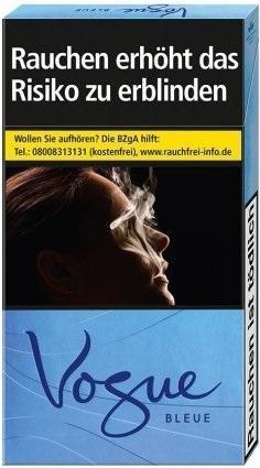 Vogue Bleue SL (Stange / 10x20 Zigaretten)