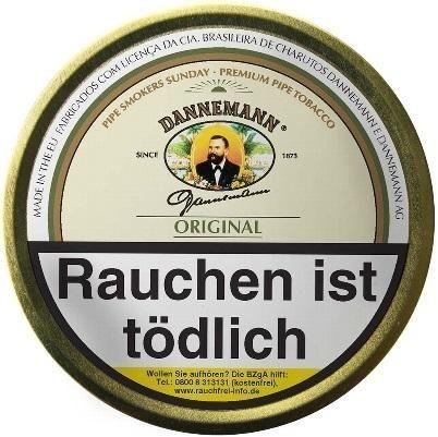 Dannemann Original (Sweet Mango) Tabak 100g Dose (Pfeifentabak)