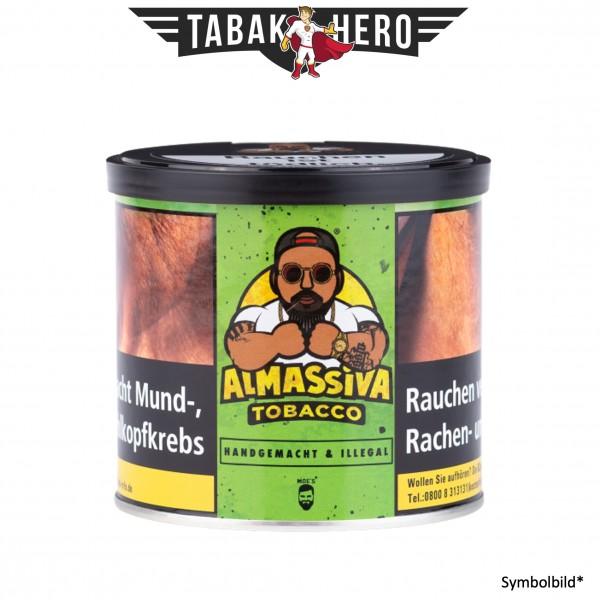 AL Massiva Tabak - Handgemacht & Illegal 200g