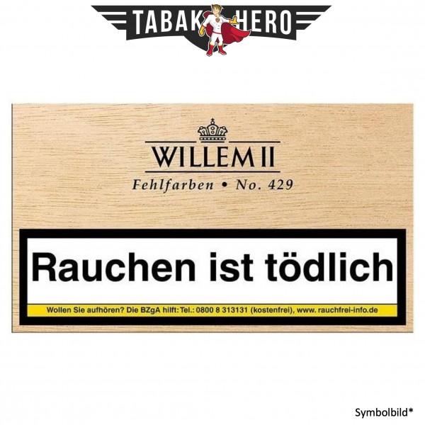 Willem II FF 429 Sumatra (50 Zigarillos)