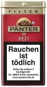 Panter Red Filter (Vanilla) (5 Zigarillos)