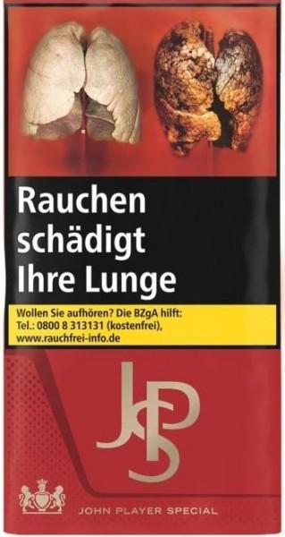 10x JPS Red Tabak 30g Pouch (Drehtabak / Feinschnitt)