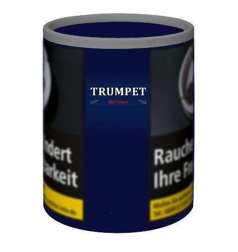 Trumpet Black (Zware) Tabak 130g Dose (Drehtabak / Feinschnitt)